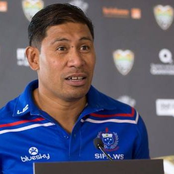 Auckland Rugby Turn to Ex-All Black Alama Ieremia to Take Reins at Provincial Level