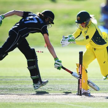 White Ferns v Australia cricket