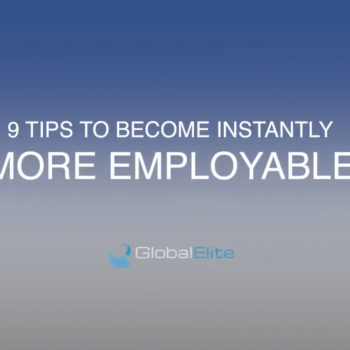 9 Tips to become instantly more employable